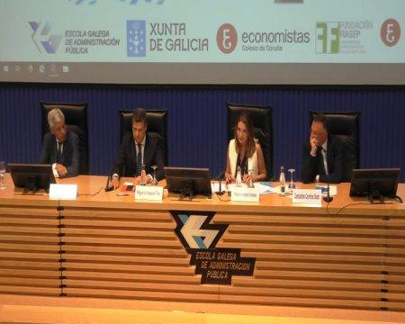 Presentación de guías REA-Auditores Sector Público e clausura da xornada
